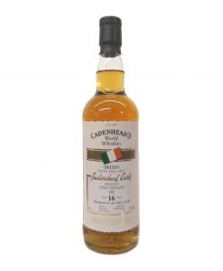 Cadenhead's 16yr old Peated Cooley Single Malt