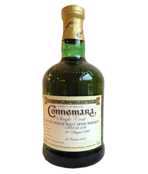 Connemara 12 Year Old Single Cask