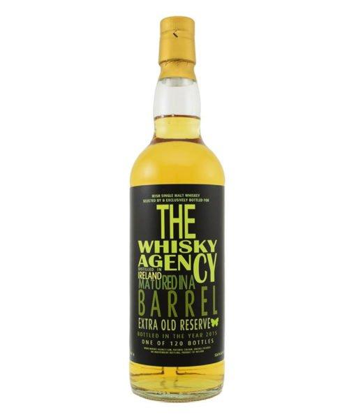 Irish Single Malt Whiskey Extra Old Reserve TWA