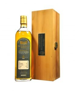 Old Bushmills Distillery Millennium Single Malt 1982 Cask 18403, Bottle 185