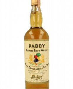 Paddy Blended Irish Whiskey