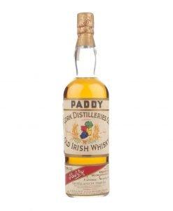 Paddy Irish Whisky - 1960s Bottling