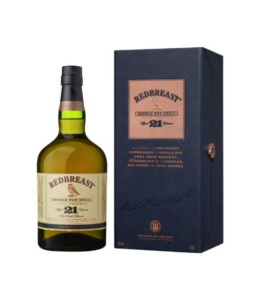 Redbreast 21 Year Single Pot Still