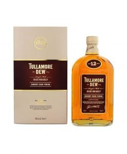 Tullamore Dew 12 Year Sherry Cask Finish