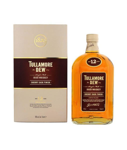 Tullamore Dew 12 Year Sherry Cask Finish