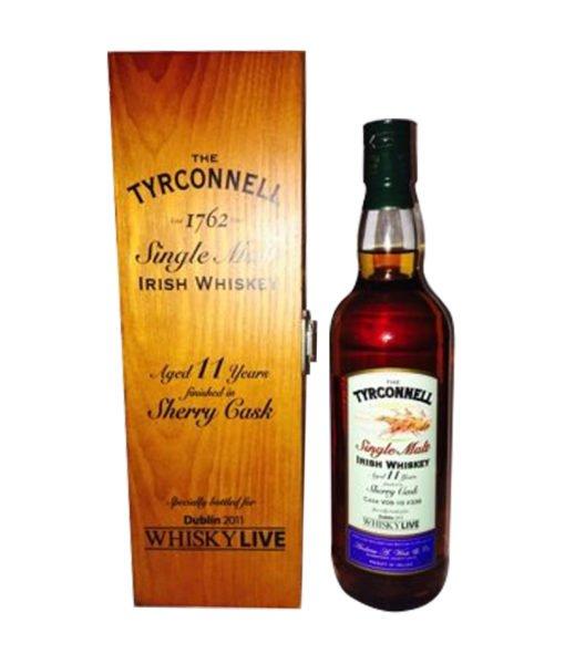 Tyrconnell - Whiskey Live - Sherry Finish - Cask Strength Bottling