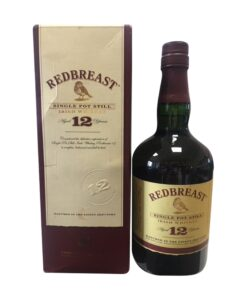 Redbreast Single Pot Still Aged 12 Years