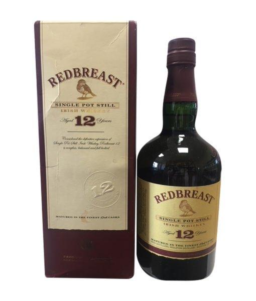Redbreast Single Pot Still Aged 12 Years