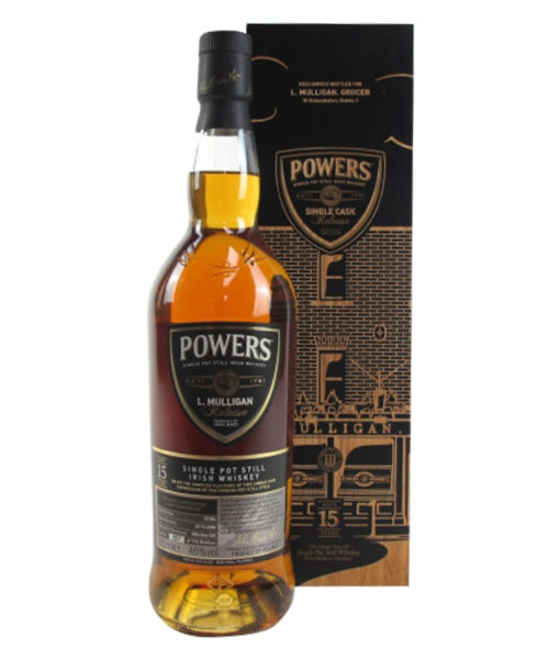 Powers 15 Year Old Single Cask