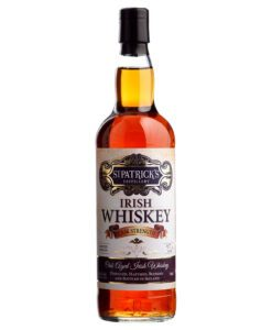 St. Patrick's Cask Strength Irish Whiskey
