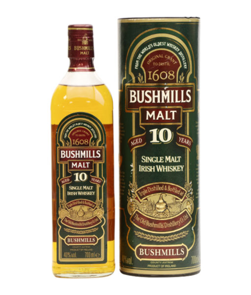 Bushmills 10 Years Old