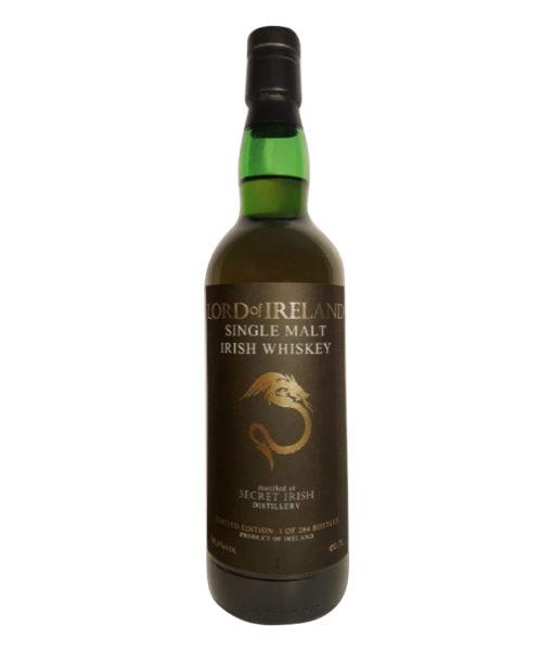 Lord of Ireland Irish Whiskey