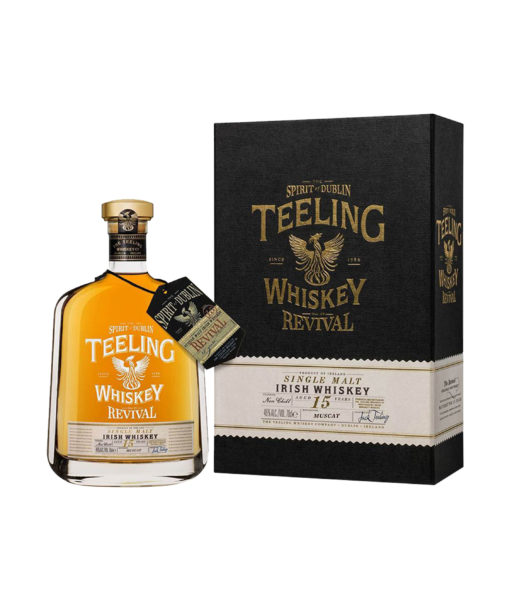 Teeling 15 Year Old Muscat Barrels