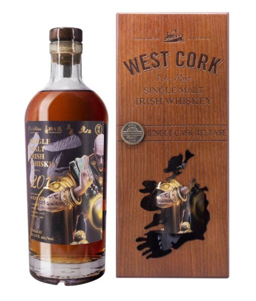 West Cork Cask Strength Single Malt Bottle 2 Benevolence without Worry