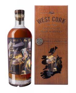 West Cork Cask Strength Single Malt Bottle 2 Benevolence without Worry