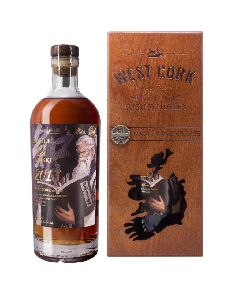 West Cork Cask Strength Single Malt Bottle 3 Wisdom without Perplexity