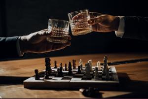 Whiskey chess
