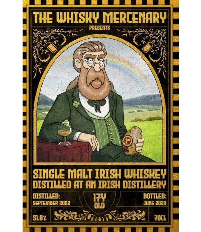 The Whisky Mercenary Single Malt
