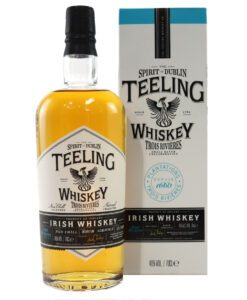 Teeling Trois Riveres small batch collaboration